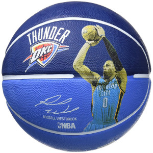 Nba Player R. Westbrook Ballon Basket