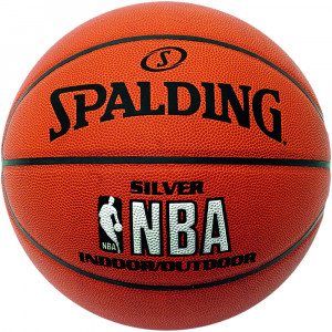 Nba Silver In/out Ballon Basket