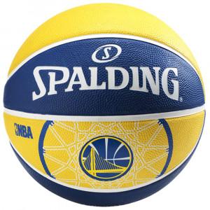 Nba Team Golden State Ballon Basket Enfant