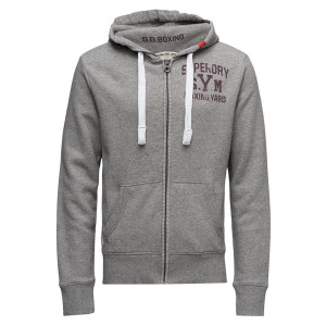 Boxing Yard Sweat Zip Homme