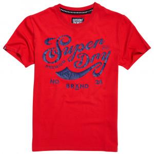 Brand A T Shirt Mc Homme