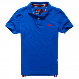 Classic New Fit Pique Polo Mc Homme