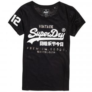 Premium Goods Duo Entry T-Shirt Mc Femme