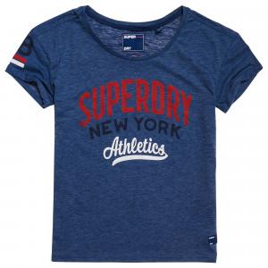 Ny Athletics Slim Bf T-Shirt Mc Femme
