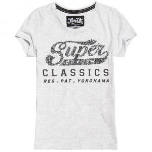 Classics Sequin T-Shirt Mc Femme