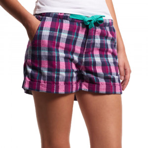 Lumberjack Short Pyjama Femme