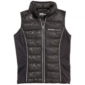Sd Sport Gym Quilted Doudoune Sm Femme