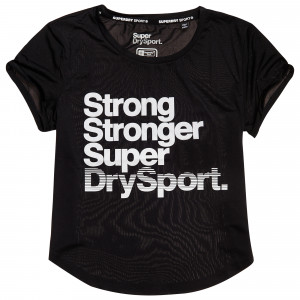 Sd Sport Fitspiration T-Shirt Mc Femme