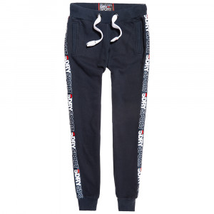 Sd Sport Colour Block Pantalon Jogging Femme