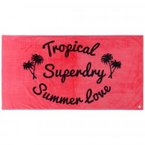 Superdry Summer Serviette De Bain Femme