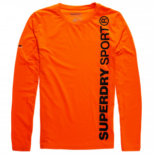 Gym Sport Runner T-Shirt Ml Homme