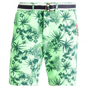International Print Short Homme