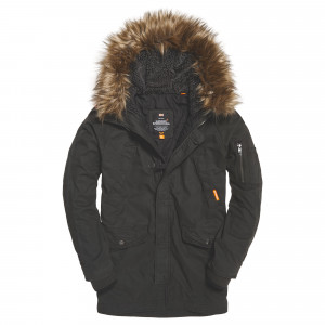 Rookie Heavy Weather Parka Homme
