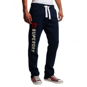 Applique Slim Pantalon Homme