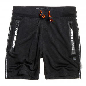 Gym Tech Slim Tricot Short Homme