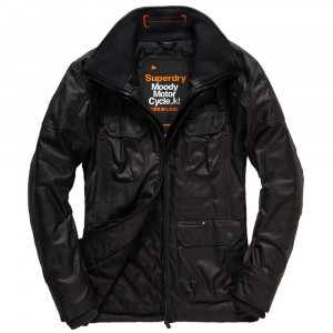 Moody Norse Motorcycle Blouson Homme