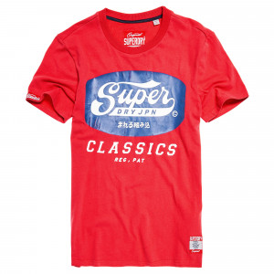 New Tin Tab T-Shirt Mc Homme