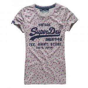 Shirt Shop Aop T-Shirt Mc Femme