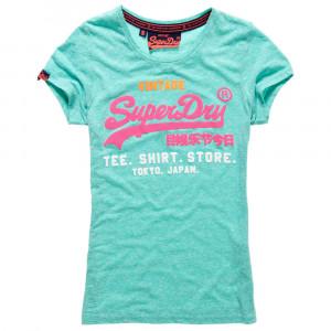Shirt Shop Tri T-Shirt Mc Femme