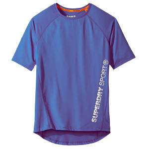 Sports Active Relaxed Tee Shirt Mc Homme