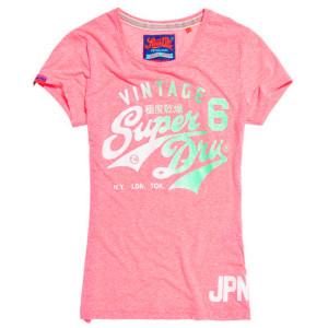 Stacker T-Shirt Mc Femme