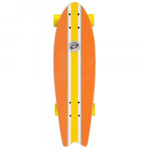 Mini Cruiser Stripey Skateboard