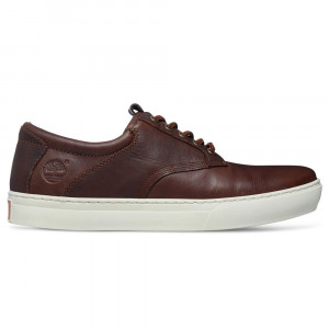 Leather Oxford Chaussure Homme