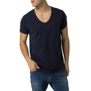 Basic Light Pique Vn T-Shirt Mc Homme