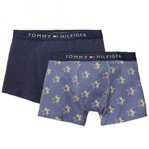 2P Trunk Stars Boxer Garçon