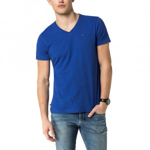 Basic Vn T-Shirt Mc Homme