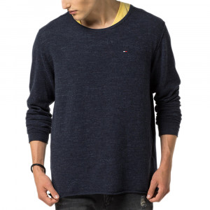 Basic Cn Sweater Pull Homme