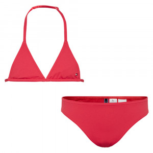 Triangle Bikini Set Maillot De Bain 2 Pièces Fille