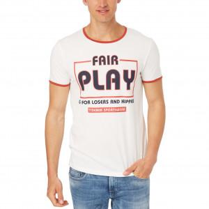 10358260012 T-Shirt Mc Homme