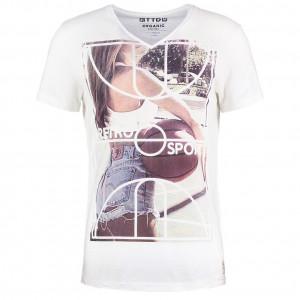 10358300212 T-Shirt Mc Homme