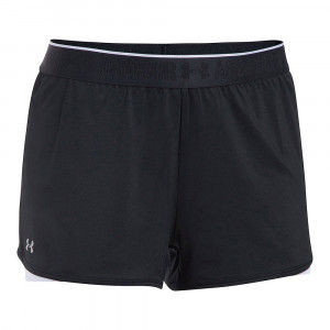 Hg Armour 2In1 Short Femme