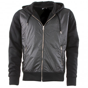 David Jr Sweat Zip Garcon