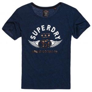 1954 Brand Goods Slim T-Shirt Mc Femme