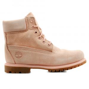 6 In Premium Suede Boot Bottine Femme