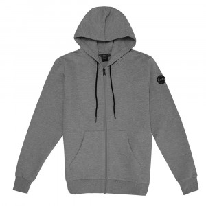 7Sg Research Sweat Zip Homme