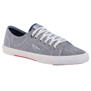Aberman Smaer Chambray Chaussure Homme