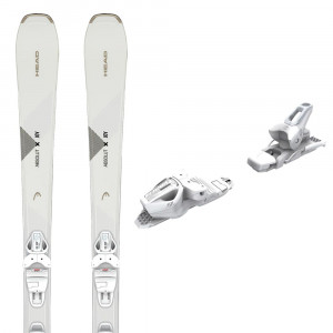 Absolut Joy Slr Ski + Slr 9.0 Fixation Femme