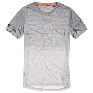 Active Ombre Grit T-Shirt Mc Homme