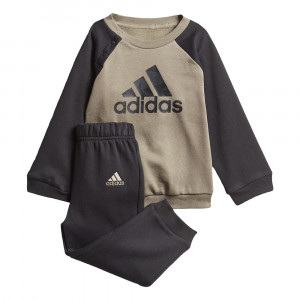 Adidas Logo Fleece Jogger Ensemble Survetement Bebe Garçon