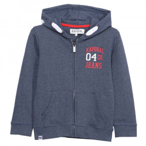 Alpha Sweat Zip Garçon