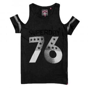 Americana 76 Cs T-Shirt Mc Femme