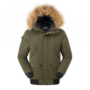 Anchorage Raccoon Blouson Homme