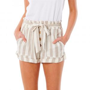 Ashore Stripe Short Femme