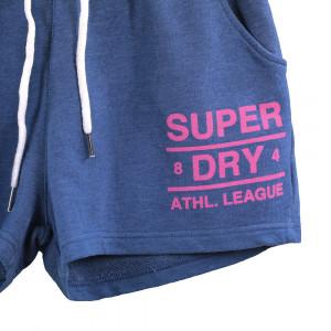 Athl. League Loopback Short Femme