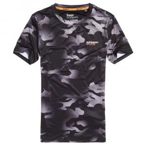 Athletic Dissolve Camo T-Shirt Mc Homme
