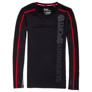 Athletic L/s T-Shirt Ml Homme